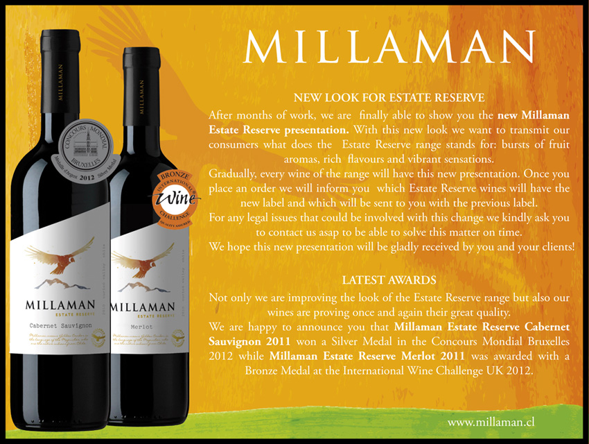 New look for Estate Reserve