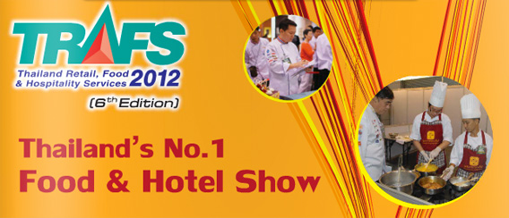 Thailand Retail, Food & Hospitality Services 2012 (Trafs)